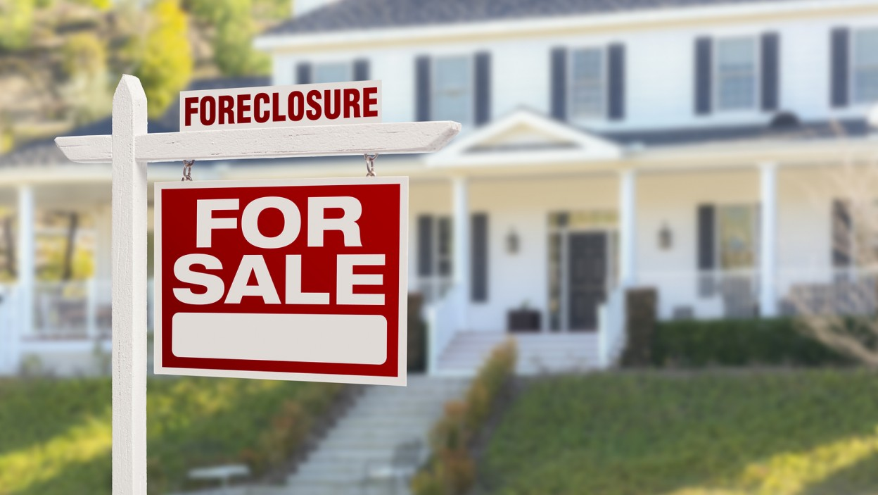 Can I still sell my house in foreclosure?